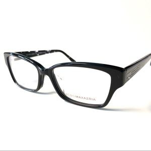 BCBG MAXAZRIA Black Eyeglasses  New